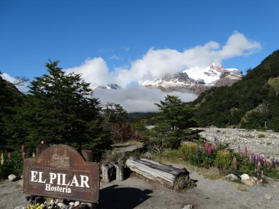 Hosteria El Pilar: Trail to Laguna de los Tres