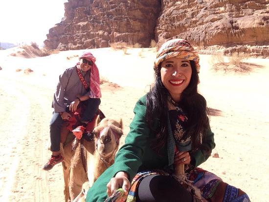 See Jordan Tours - Camel Ride in Wadi Rum: photo0.jpg