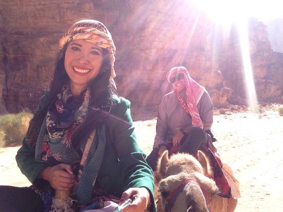 See Jordan Tours - Camel Ride in Wadi Rum: photo1.jpg