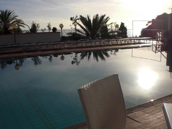 Villa Esperia: プール