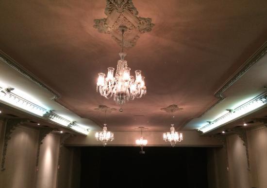Dom Silverio Theater