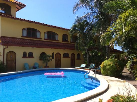 Aparthotel Vista Pacifico: piscine