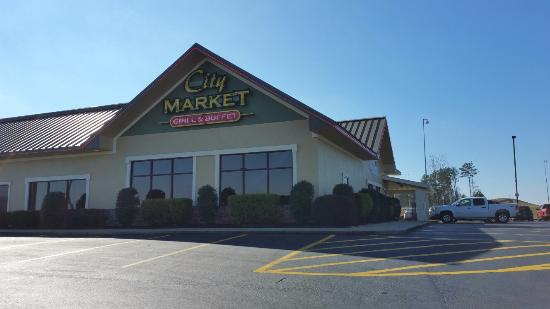 City Market Grill And Buffet Pell Al