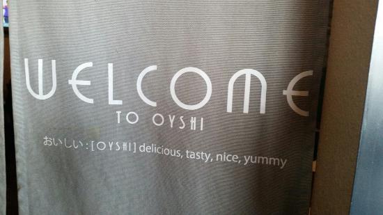 Oyshi Sushi: 20160117_134448_large.jpg