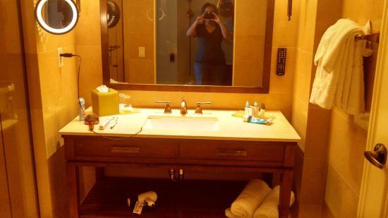 bathroom picture of caesars atlantic city atlantic city tripadvisor rh tripadvisor com