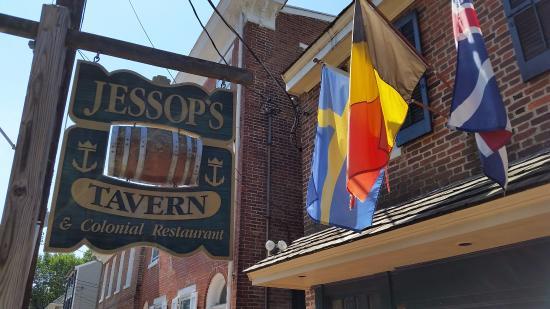 Ною-Касл, Делавер: Jessop's Tavern