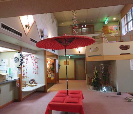 Hotel Kawachiya: 河内屋ロビー