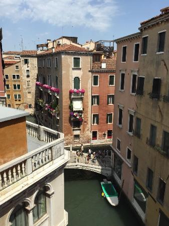 Residence Corte Grimani: View From Our Room