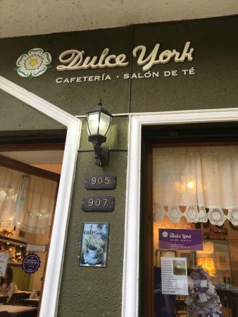Dulce York Cafeteria Salon de Te