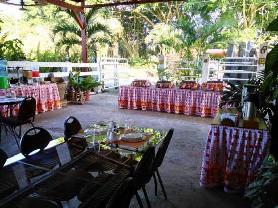 Arenal Country Inn: 2015-Remodelación área de desayuno