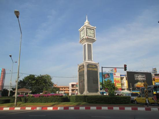 Banharn Jamsai Clock Tower