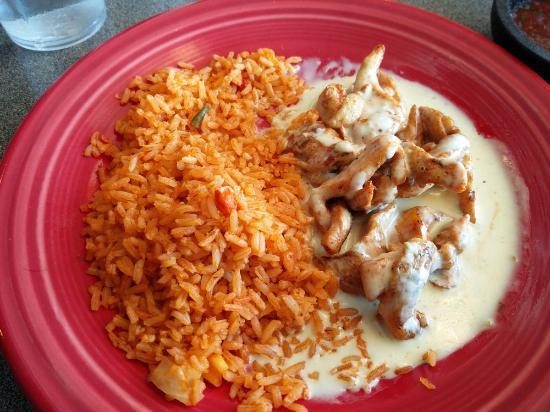 Lunch Acp Picture Of La Fiesta Greensboro Tripadvisor
