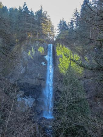 Hood River, OR: Horse tail falls