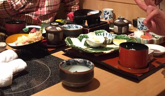 Japanese Cuisine Hana Jozenji-Dori