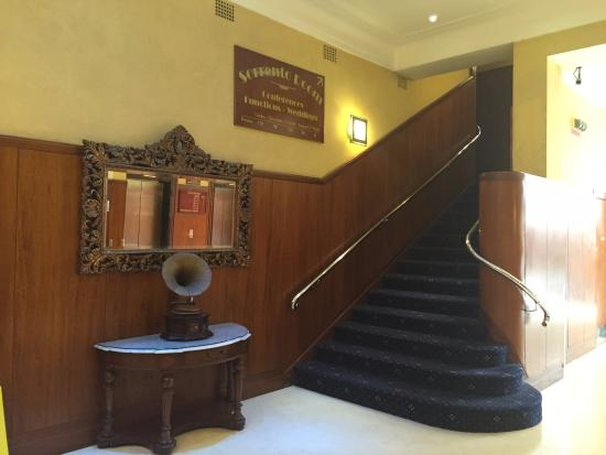 grand stairways picture of the great southern hotel sydney sydney rh tripadvisor com sg