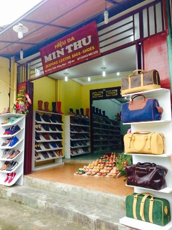 Min Thu Bespoke Leather Bags & Shoes