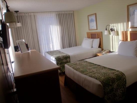 Waikiki Sand Villa Hotel: 部屋