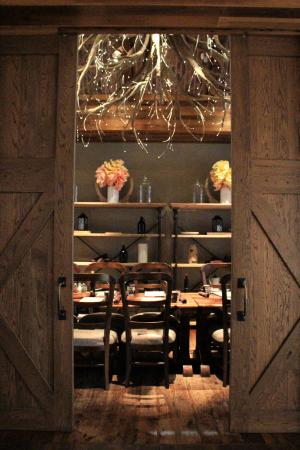 Texas Spice: Private Dining Room