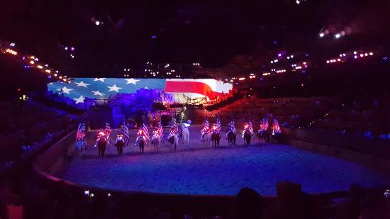 Dixie Stampede Dinner & Show