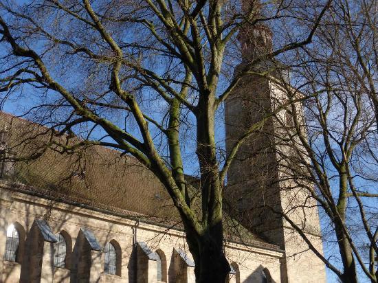 Hochstadt, Alemania: Ältestes Monument der Stadt