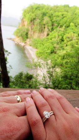 Secret Bay: Loving the view at Mapou Bungalow