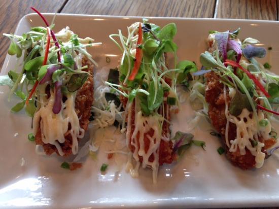 Spice Paragon Bush Inn: Crsipy Pork Balls