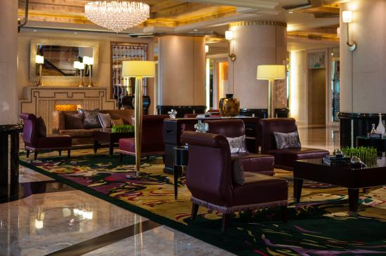 Lobby Lounge (Renaissance Shanghai Pudong Hotel)