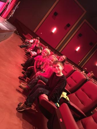 Greensburg, KS: Twilight Theatre