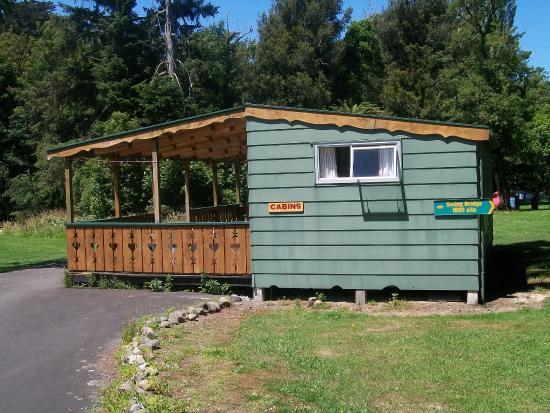 Eketahuna, Новая Зеландия: Cabins