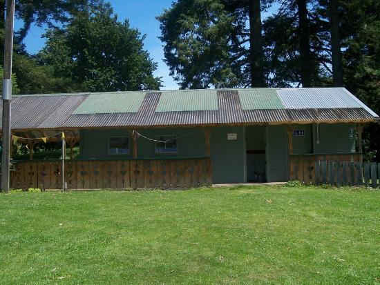 Eketahuna, Nieuw-Zeeland: Toilet Block