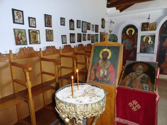 Kassandra, Yunani: Interior