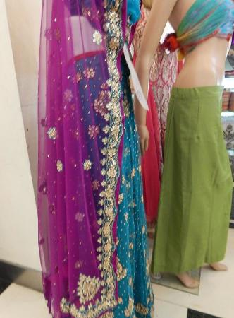 Phahurat thai dress style