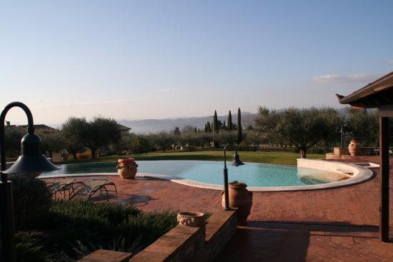 Borgobrufa SPA Resort : piscina esterna