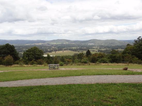 Lilydale, Australia: O'Shannessy Trail