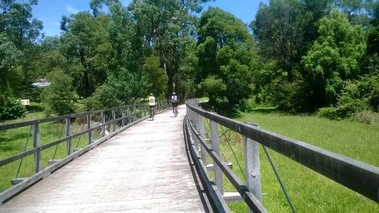 Lilydale, Australia: Woori Yallock Bridge