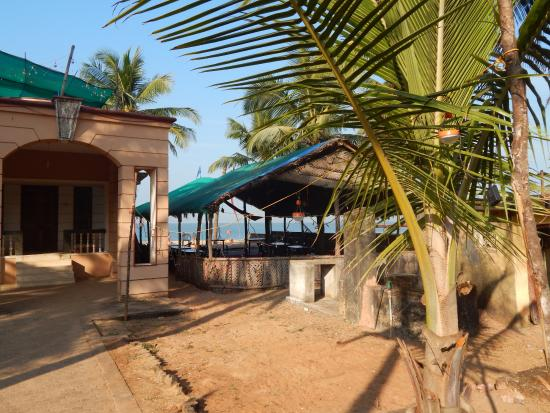 Mangalore Beach Resort Another Dinning Area On The