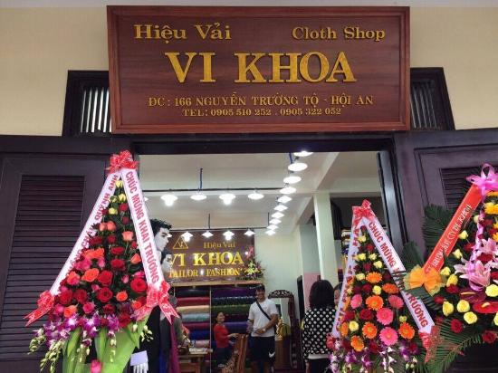 Vi Khoa Clothes Shop