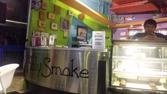 Holy Smoke Cafe