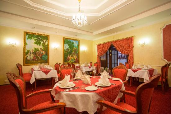 Rasstal Spa Hotel: Ресторан