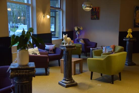 Aardenburg, Нидерланды: Lounge