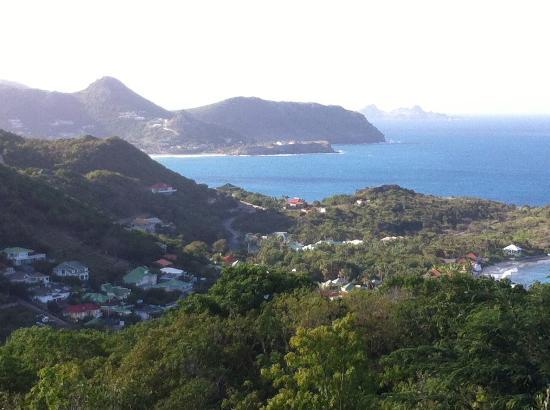 Marigot, Saint Barthélemy: Vista dall'esterno