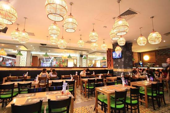 Ngo Saigon Street Cafe Restaurant