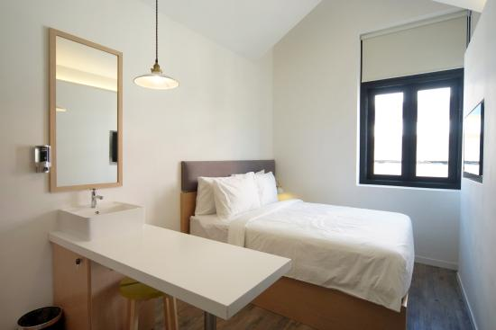 White Room - Picture of Container Hotel Penang, George Town ...
