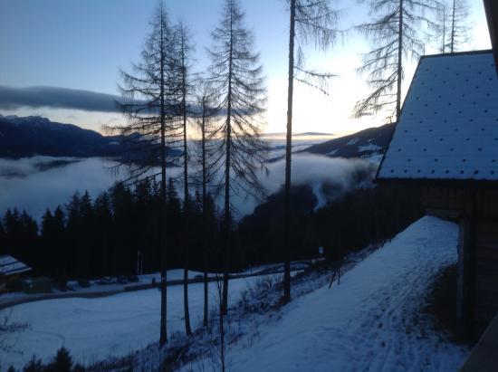 Almwelt Austria: View from chalet