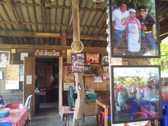 Wiang Sa, Thailand: Baan Mai Khon Muang