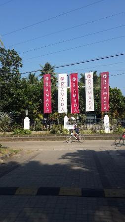 Kumbalam, Ινδία: Отель