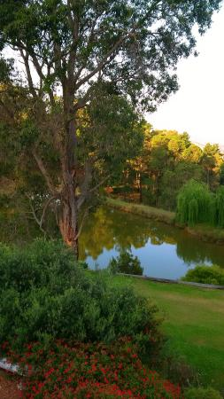 Nannup, Avustralya: Executive Suite - LakeView across Hideaway's Dam