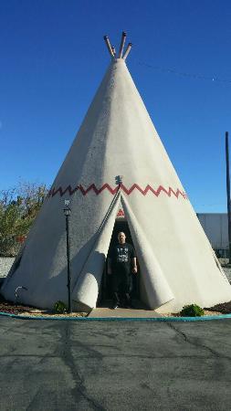 Rialto, Kalifornien: Wigwam Motel