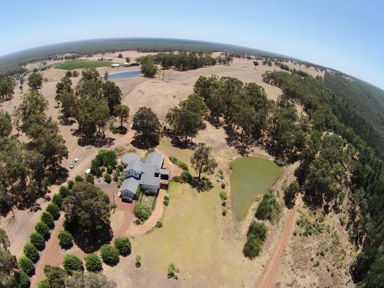 Nannup Hideaway - On TOP of the World