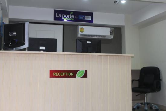 La porte bangkok hotel thailand review hotel for Porte 12 tripadvisor